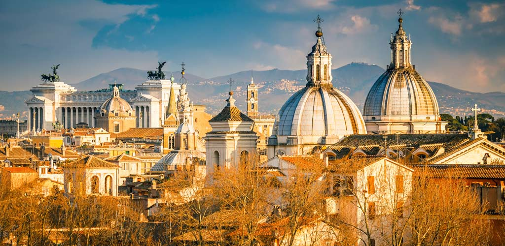 roma cupole